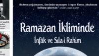 Ramazan İkliminde İnfak ve Sıla-i Rahim