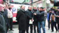 Öz Kevser Vakfı'ndan Suriye'ye Yardım