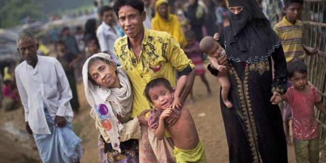 Arakan'da Zulüm Ve Katliam Devam Ediyor!